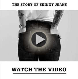 Get your pusher on! – The story of skinny Jeans